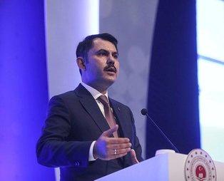 Son dakika: Çevre ve Şehircilik Bakanı Murat Kurum'dan Dipsiz Göl paylaşımı