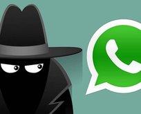 Whatsapp kullanırken bunu yapan yandı