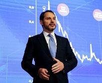 Bakan Albayrak'tan flaş Ekonomik Güven Endeksi mesajı