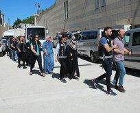 Elazığ'da FETÖ/PDY operasyonu
