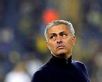 Mourinhonun yıldızı bir türlü barışmıyor