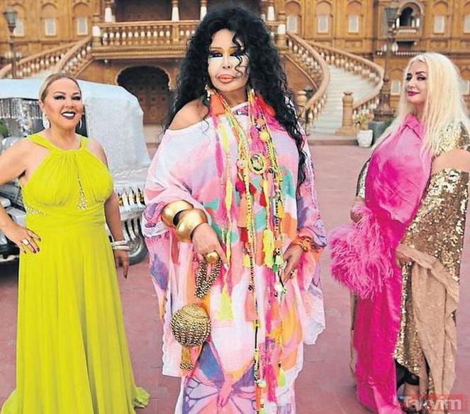 Yeşilçam'ın Afrodit'i Banu Alkan'dan şok sözler: Organiğim... Banu Alkan'ı görenler şok oldu!