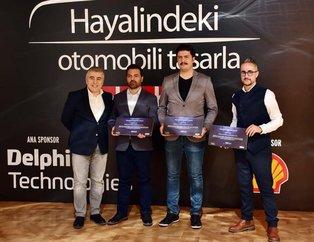 Hayalindeki Otomobili Tasarla yarışmasını kazanan isimler açıklandı