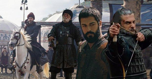 Ertuğrul Bey ve Turgut Alp Kuruluş Osman'a geri gelecek mi?