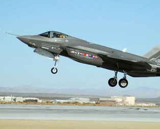 ABD açıkladı: 2 F-35 uçağı daha yolda