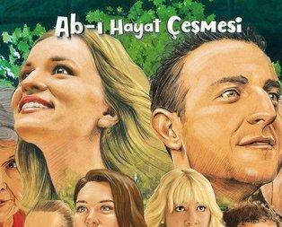 Ab-ı Hayat Çeşmesi SİYAD Ödüllerine aday