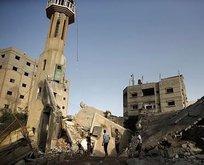 Gazze'de yıkılan camileri Türkiye ayağa kaldıracak
