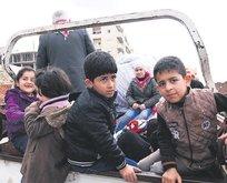 Cinderes tamam Afrin kaçıyor