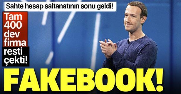 Facebook'a reklam boykotu şoku!