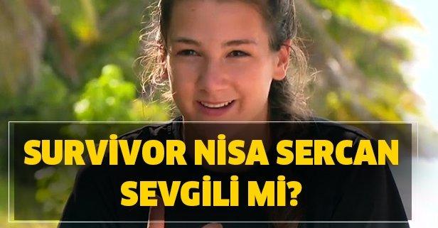 Survivor Sercan Nisa sevgili mi? Survivor Nisa kimdir, kaç yaşında?