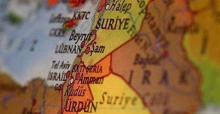 Lübnan-Filistin Çalışma Grubu'ndan Yüzyılın Anlaşması uyarısı! Haritaları mı değiştirecek?
