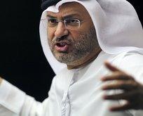 Araplardan BAE Dışişleri Bakanı'na tepki