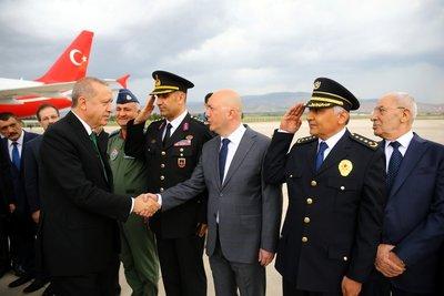 Cumhurbaşkanı Erdoğan AK Parti Malatya'da mitinginde konuştu