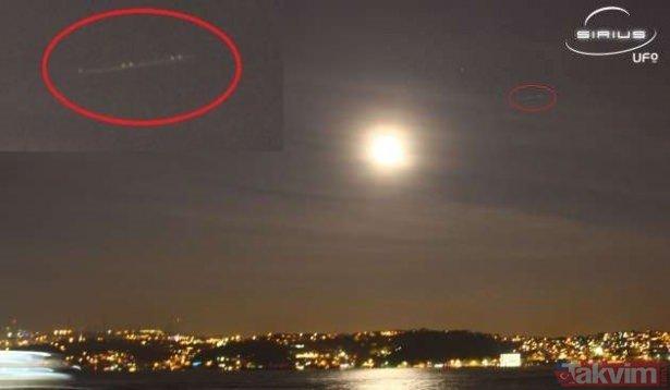 Dünya büyük şokta! UFO'lar Türkiye'yi bastı bu görüntüler nedir?
