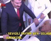 Pakdil, Başkan Erdoğan'a böyle seslenmişti