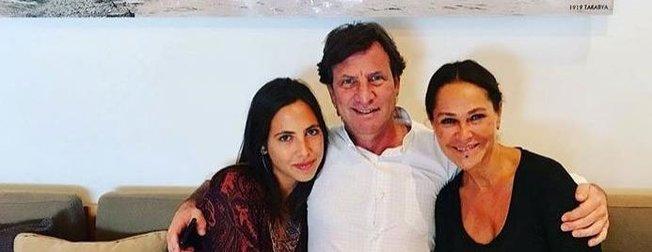 Hülya Avşar ile Kaya Çilingiroğlu'nun kızı Zehra Çilingiroğlu'nun sırrı ortaya çıktı! Estetik yaptırdı denmişti...