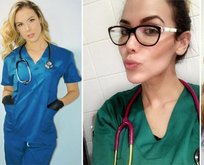 Genç doktor kariyerini böyle mahvetti!
