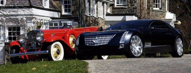 Otomobillerin eski ve yeni halleri
