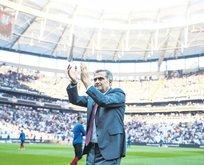 Beşiktaş Şenol Güneş'le rekora koşuyor