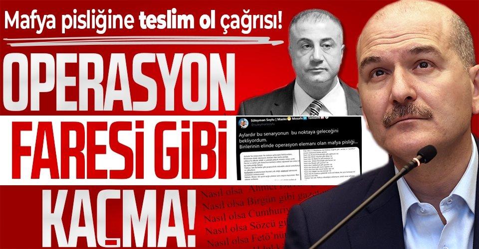 Sanayi ve Teknoloji Bakanı Mustafa Varank'tan mafya lideri Sedat Peker tepkisi: Fuat Avni'den medet uman muhalefet... 14