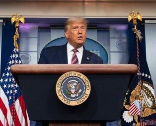 Donald Trump seçimlerle ilgili tüm hukuki süreçlerin takipçisi: Savaşmaktan asla vazgeçmeyeceğim