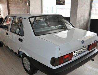 Fena teklifler geliyor! 1994 model Şahin garajdan çıktı!