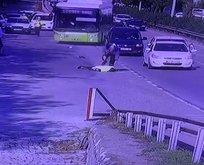 CHP'li maganda polisi 30 metre ölüme sürükledi!