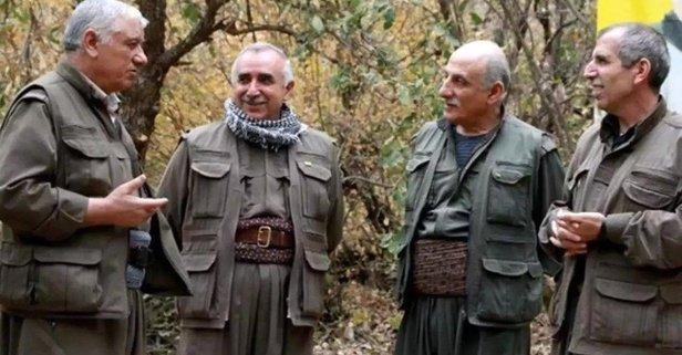 PKK iyice köşeye sıkıştı! Elebaşılarının çaresizliği