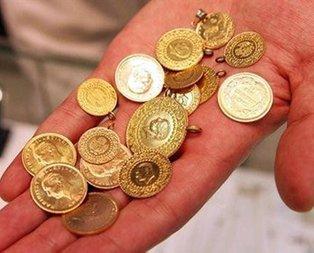 Altında tarihi yükseliş! Çeyrek altın ne kadar oldu?