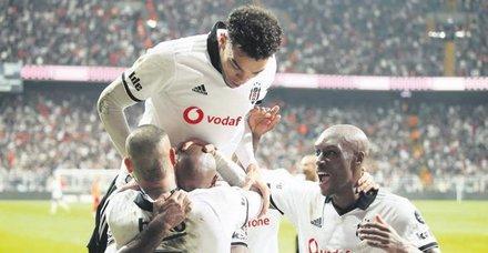 Beşiktaş kazandırdı Fenerbahçe üzdü