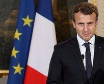 AK Parti'den Macron'un açıklamalarına tepki!