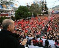 Erdoğandan flaş taşeron açıklaması