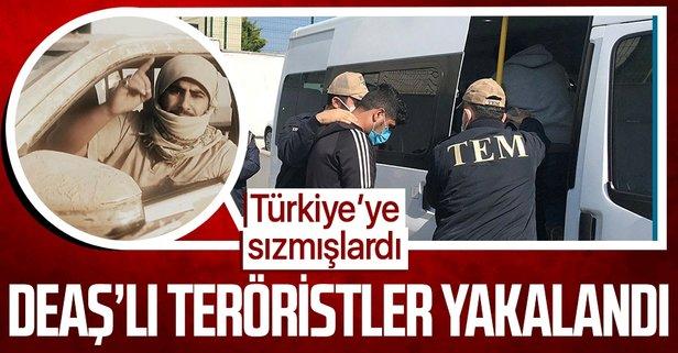 DEAŞ operasyonunda 4 şüpheli tutuklandı