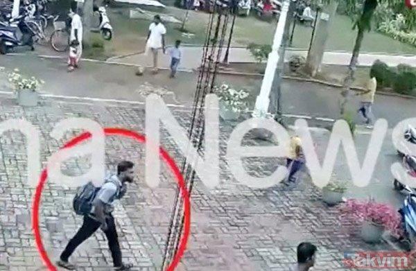 İşte Sri Lanka'yı kana bulayan terörist