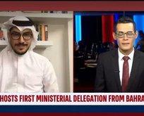Bahreynli gazeteci: Hepimiz Siyonistiz