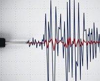 Antalyada deprem! Büyük paniğe neden oldu