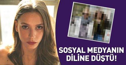 Serenay Sarıkaya'nın annesi Ümran Seyhan'ı görenler şaşırdı! İşte ünlülerin anneleri