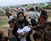 İslam dünyasına 'Arakanlı Müslümanları kurtarın' çağrısı
