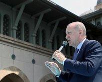 Taksim Camii'nin açılışı uluslararası basını kudurttu