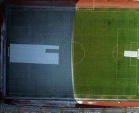 Sivasspor - Fenerbahçe maçı öncesi ilginç manzara
