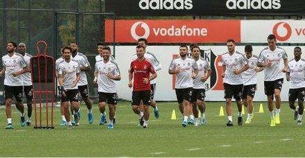 Beşiktaş'ın Gazişehir Gaziantep maçı kadrosu belli oldu