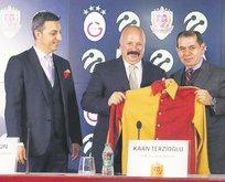 Turkcell'le dev anlaşma