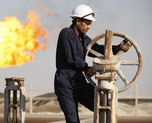 Kuzey Irakın günlük petrol üretimi