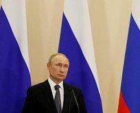 TürkAkım projesiyle ilgili Putin'den flaş açıklama