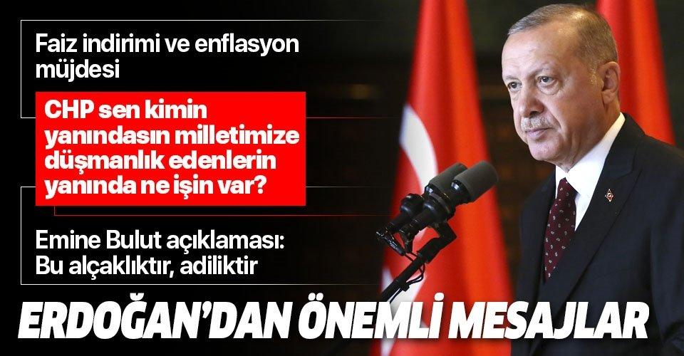 Başkan Erdoğan'dan Trabzon'da toplu açılış töreninde önemli açıklamalar
