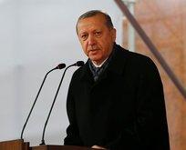 Cumhurbaşkanı Erdoğan'dan Belarus'a teşekkür