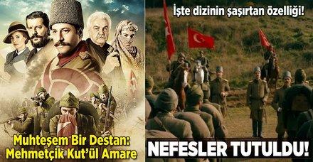 Muhteşem Bir Destan: Mehmetçik Kut'ül Amare