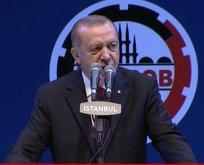 Başkan Erdoğan'dan ÖTV açıklaması