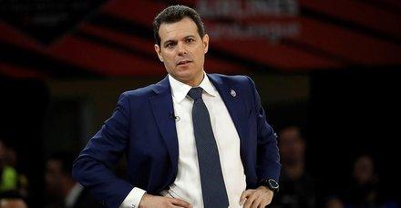 Euroleague'de yılın koçu Dimitris Itoudis seçildi