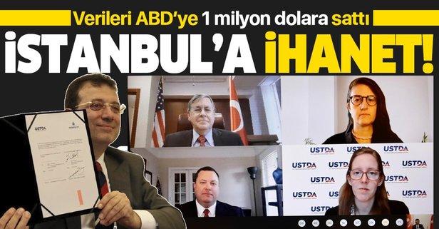 CHP'li İBB'den İstanbul'a ikinci ihanet!